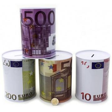 12*16 EURO MONEY BOX