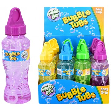 Transparent Bubble Tubs (8oz)