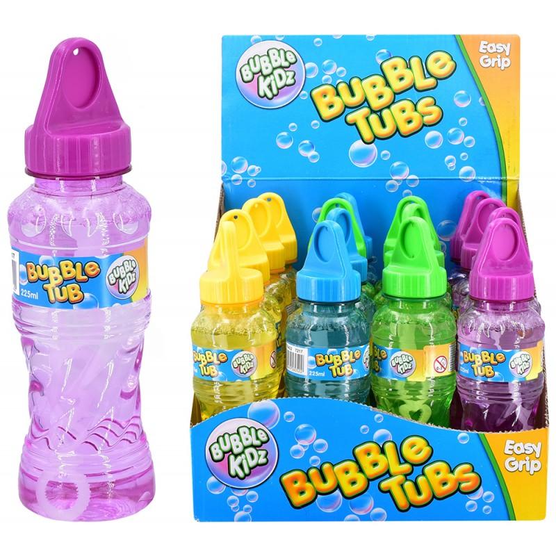 Transparent Bubble Tubs (8oz)