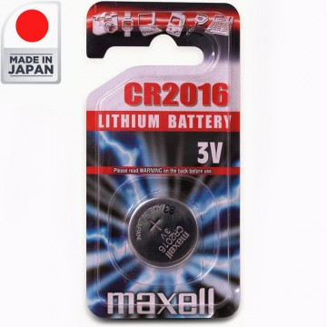 Maxell CR2016 1pk 3V Coin...