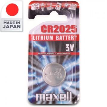 Maxell CR2025 1pk 3V Coin...