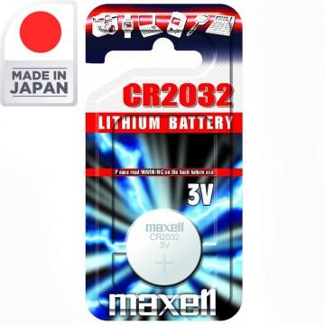Maxell CR2032 1pk 3V Coin...