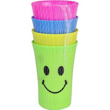 Plastic Cups 4pc