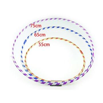 55cm Hula Hoop 10pk