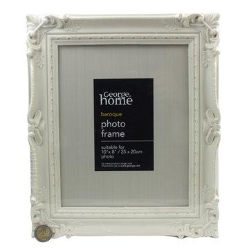 10*8In Plastic Photo Frame