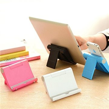 Folding Mobile Phone & Pad Stand (12)