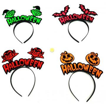 Halloween Headband-Assorted