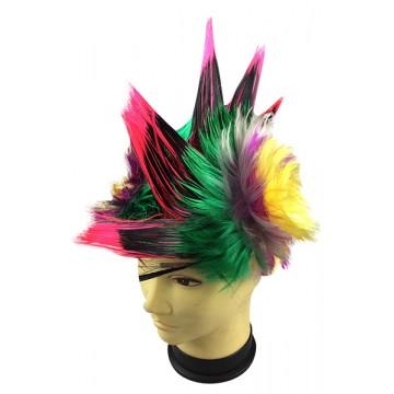 Cockscomb Wig