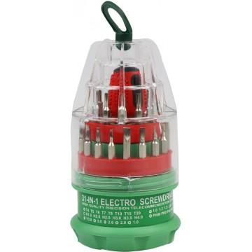 31In1 Electric Screwdriver...