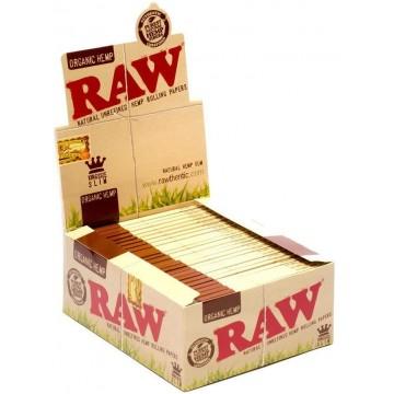 RAW Organic Hemp King Size...