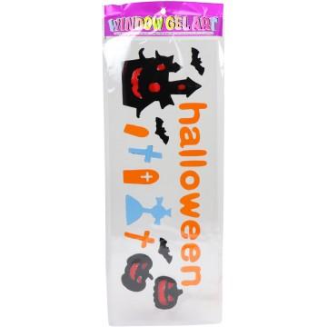Halloween Gel Sticker...
