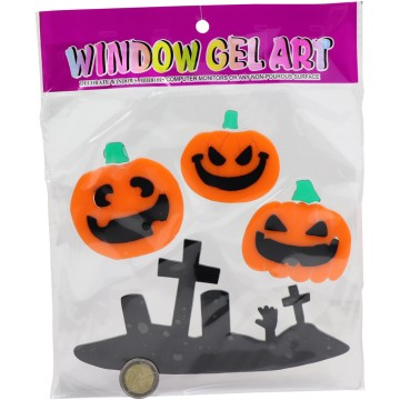 Halloween Gel Sticker (12)