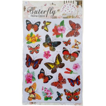 Butterfly Home Decor 33X58cm