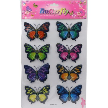 Butterfly Self-Adhesive...