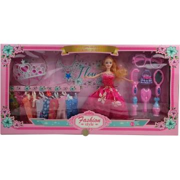 Fashion Style Doll Set