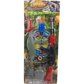 Savand Forest Battle 62*26cm