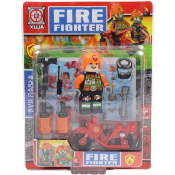 Fire Fighter 23*17cm