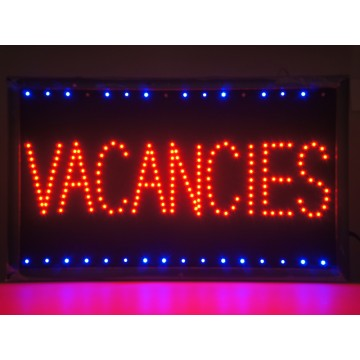 Led Vacancies(33*55cm)