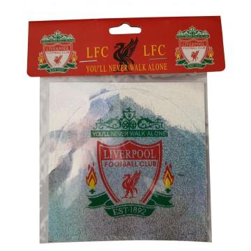 LFC Round Sticker 10cm