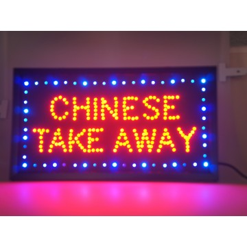 Chinese Takeaway Sign(33*55cm)