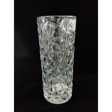 GLASS VASE 20*8CM