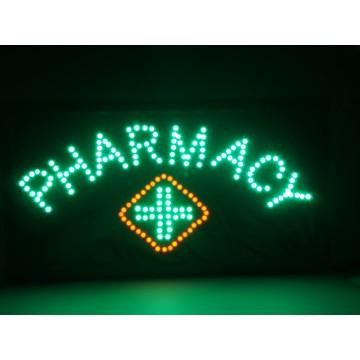 Led Pharmacy Sign(33cm*55cm)