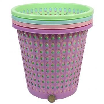 PLASTIC BIN 25*24 cm