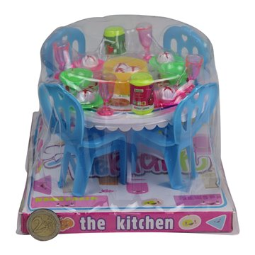 The Kitchen Play Set