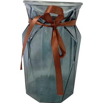 Glass Vase 18X10cm