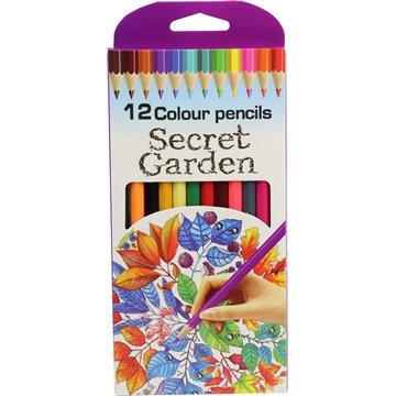 12 Colour Pencils (12)