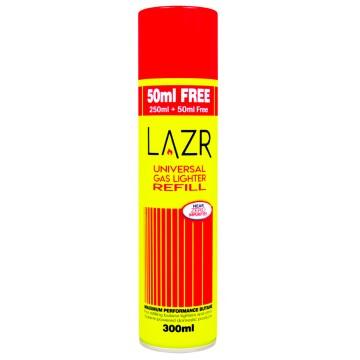 Lazr Gas Refill 250ml+50ml...