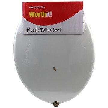 Plastic Toilet Seat