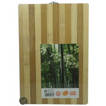 BAMBOO CHOPPING BOARD 32*22cm