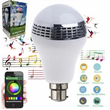 Smart App LED Music Bulb