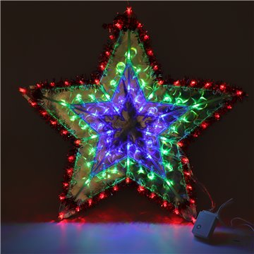 100  Star LED Christmas Light