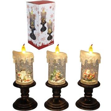 Christmas LED Candle Light