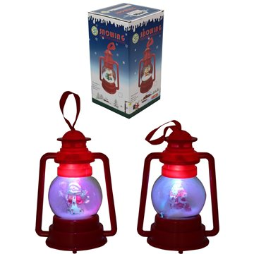 Snow LED Gas Lamp