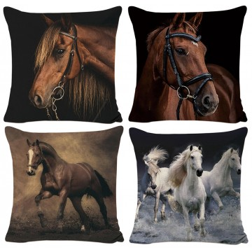 Horse Cushion Cover  (10)...