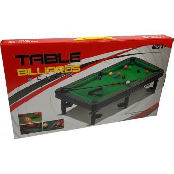 Table Billiards Series 49X29cm