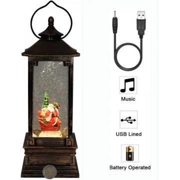 Musical Christmas Lantern...