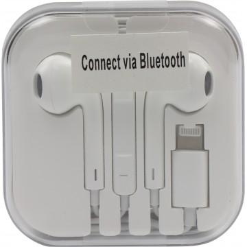LIGHTNING EARPHONE(CONNECT VIA BLUETOOTH)