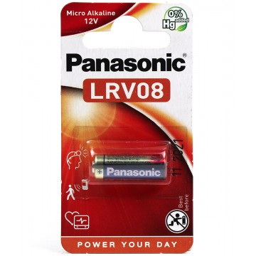 Panasonic LRV08 12V 23A alk battery
