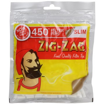 ZIG-ZAG Slimline Filter 450 tips