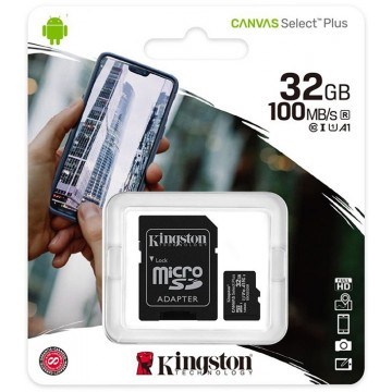 Kingston SDCS2/32GB Canvas...