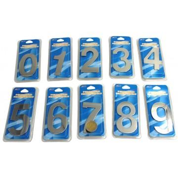 ST/STEEL DOOR NUMBER (0,3,4,5,6,7,8,9)