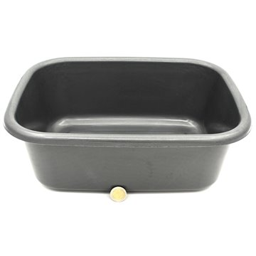Rectangle Plastic Basin 38X30cm