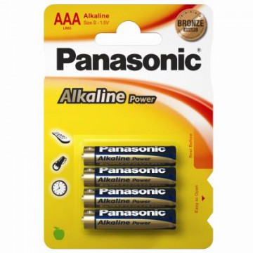 Panasonic Bronze LR6 AA 4pk...