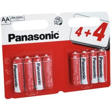 Panasonic Zinc AA 8pk (20)