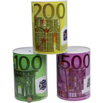 15*22CM EURO MONEY BOX