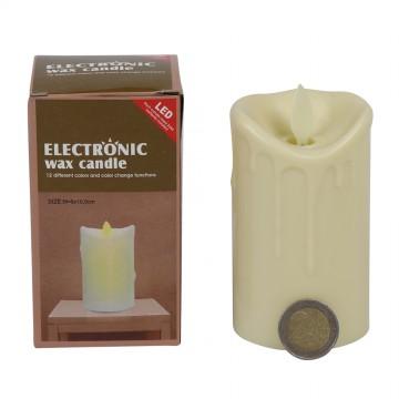 ELECTRONIC CANDLE 6*10CM
